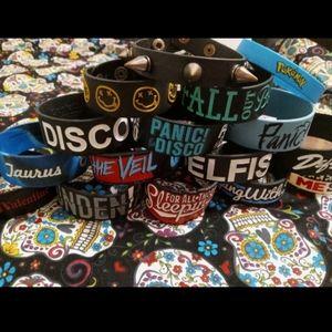 Wristband lot